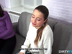 Auditie, Drieën, Secretaresse auditie