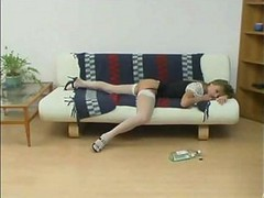 Drunk, Russian, Fucking drunk wife