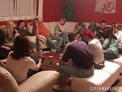 Czech, Czech swinger party