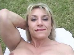 Clit, Outdoor, Brazilian big clits