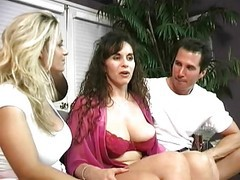 Classic, Ass, Threesome couple