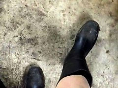 Boots, Rubber, Quot strip club quot