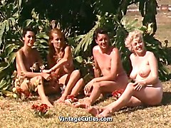 Nudist, Outdoor nudists