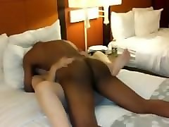 Wife, Big Cock, Asian wife can't handle black cock