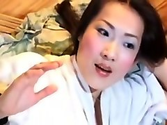 Chinese, Doll, Hot milf fuck hers son