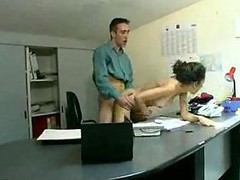 Arab, Office, Fuck woman by strabon in office