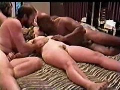 Amateur, Cuckold, Interracial cuckold husband