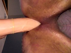 Massage, Ass, Blowjob with prostate
