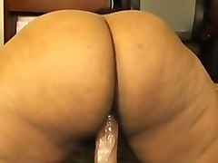 Ebony, Ass, Ass fisting husband