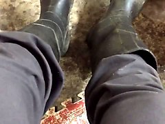 Boots, Rubber, Quot big sperm quot
