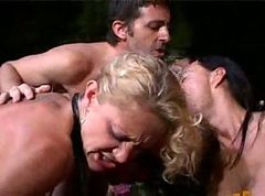 Anal, Rough, Surprise orgy