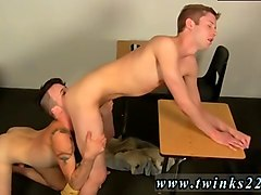 College, Ass, Boys gets fucked by a hot man