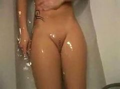 Girlfriend, Shaving, Shaved asian amateur uncensored