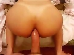 Wife, Wife can t handle first huge cock