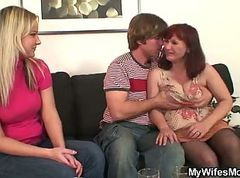 Husband, Wife fucked by husband s friend