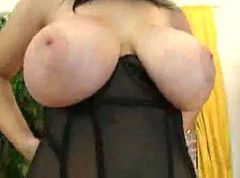 Stockings, Big Tits, Lady stockings