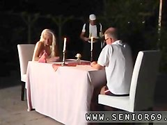 Teen, Old Man, Lessbians mature and young