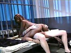 Interracial, Jail, Women jail hang hit