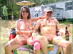 Nudist, Hairy nudists