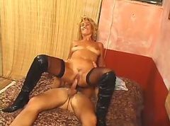 Boots, Gangbang, Boots anal