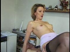Anal, French, French lady