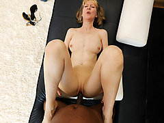 Black, Milf, Mature woman fuck young guy