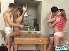 Group, Teen, Bisex group