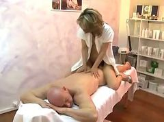 Massage, Ass, Thai massage