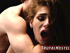 Brutal, Threesome, 18 year old threesome