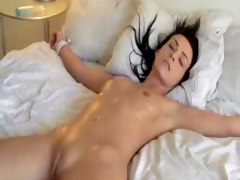 Beauty, Orgasm, Tied gang
