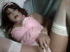 Rubber, Doll, Diana doll private