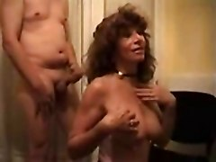 Milf, Blonde milf in 1st time har