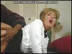 Blonde, Black, The maid in hotel