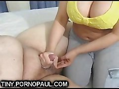 Small Cock, Fat, Small cock swallow