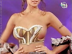 Body paint nude tv show