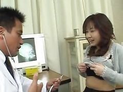 Chinese, Doctor, Chinese girls strapon bus lesbians