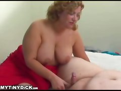 Small Cock, Wife sick of small cock