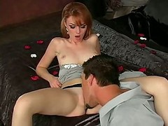 Redhead, Bedroom romance with neighbour