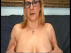 Anal, Glasses, Tutaorial mother and son sex