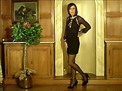 Crossdresser, Dress, Hot dress