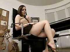 Office, Solo, Milf at doctors office
