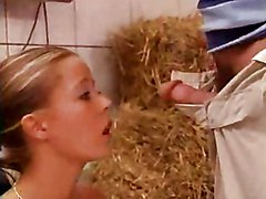 Farm, Babe, Cute young impregnated