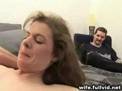 Gangbang, Housewife, Divorced housewife