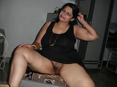 Indian, Aunt, Drunk indian aunt fuck