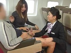 Asian, Handjob, Japanese wife