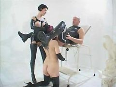 Fetish, Latex, Fetish wife nurse