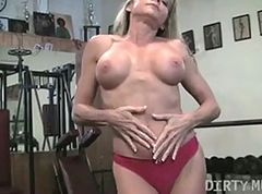 Masturbation, Gym, Gym teacher