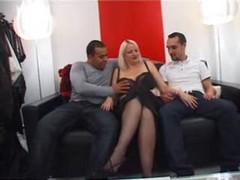Gangbang, German, German milf pov blow until cum